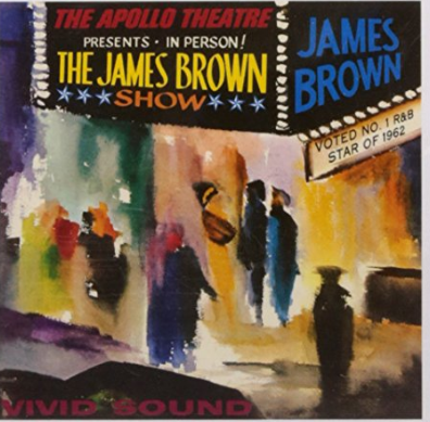 James Brown - Live At The Apollo (180 Gram)