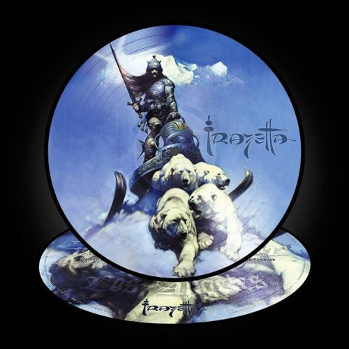 VA - Frazetta Metal Blade Comp Picture Disc LP