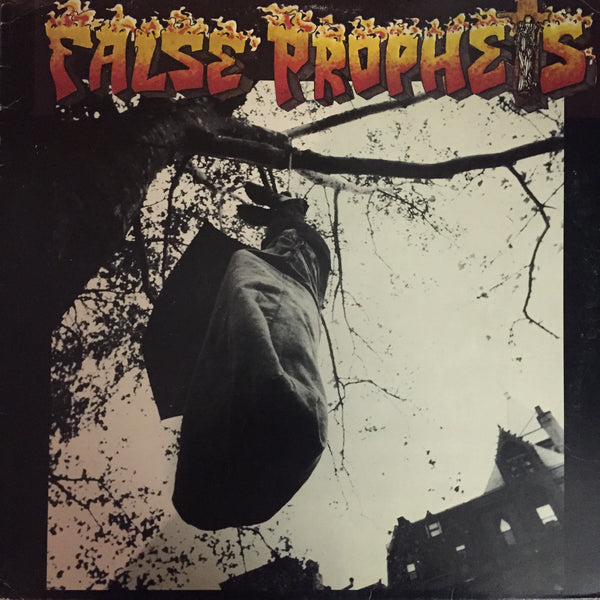 False Prophets - False Prophets LP