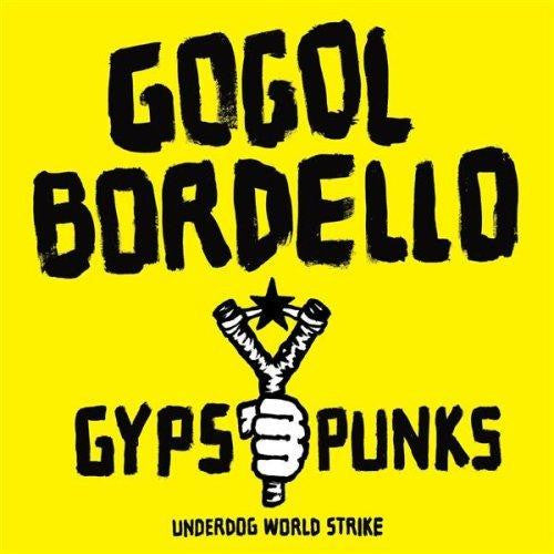 Gogol Bordello - Gypsy Punks: Under World Strike LP - Colored Vinyl