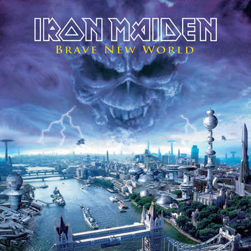 Iron Maiden - Brave New World 2xLP RSD BF 2016