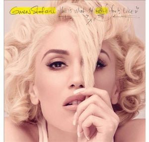 Gwen Stefani - This Is What Truth Feels Like LP