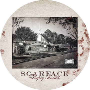 "Scarface - Deeply Rooted 12"" Picture Disc"
