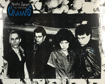 The Cramps - Memphis Poseurs The 1977 Demos