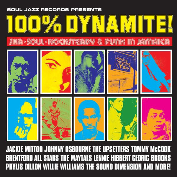 Soul Jazz Records - 100% Dynamite