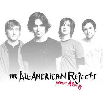 The All-American Rejects - Move Along LP (Smoke Vinyl)