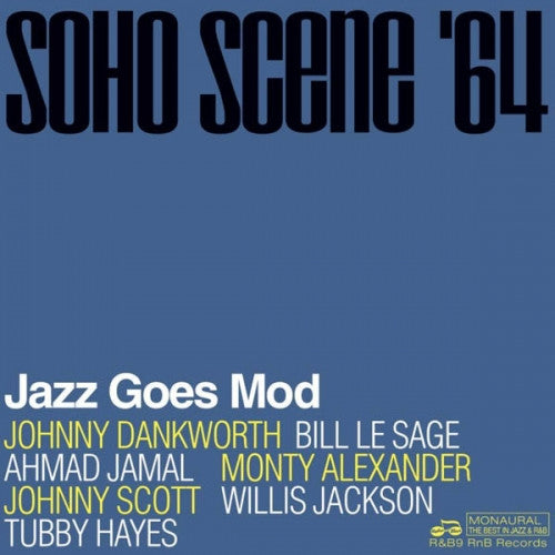 Various Artists - Soho Scene 64 (Jazz Goes Mod) LP