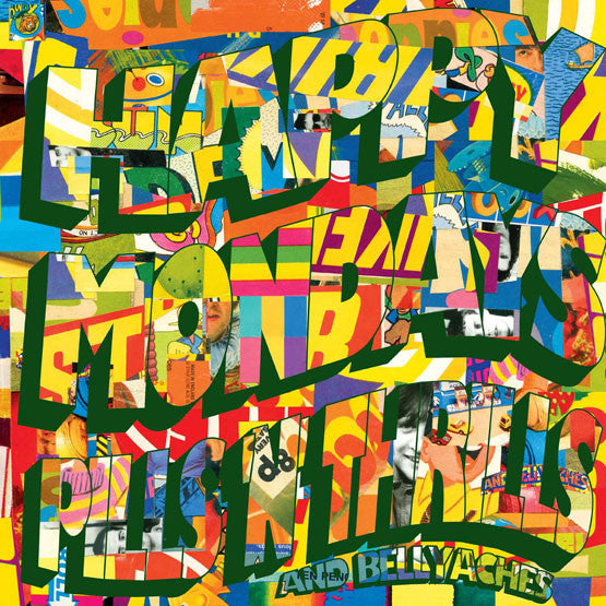 Happy Mondays - Pills 'n' Thrills and Bellyaches LP