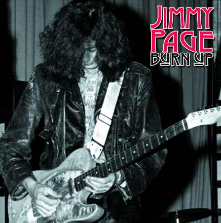 Jimmy Page - Burn Up LP