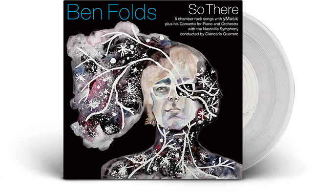 Ben Folds - So There LP