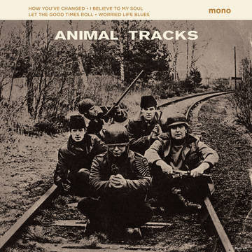 The Animals - Animal Tracks 10""