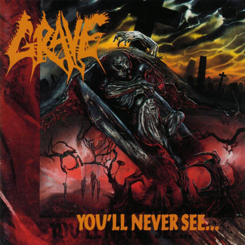 Grave - You'll Never See LP