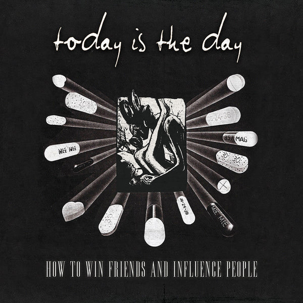"Today Is The Day - How To Win Friends And Influence People 10"" EP (RSD 2017)"