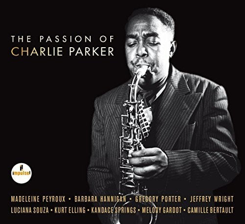 VA - The Passion of Charlie Parker - LP