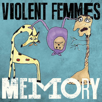 Violent Femmes - Memory/You Move Me 7""