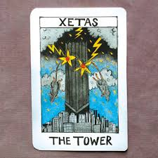 Xetas - The Tower LP