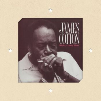 James Cotton - Mighty Long Time 2xLP