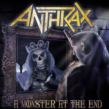 "Anthrax - ""A Monster at the End""/""Vice of the People"" 7"" RSD BF 2016"