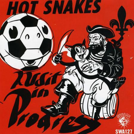 Hot Snakes - Audit In Progress LP