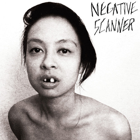 Negative Scanner - S/T LP