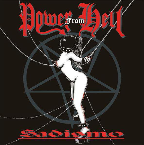 Power From Hell - Sadismo LP
