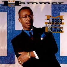 MC Hammer - Please Hammer Don''t Hurt ''em LP