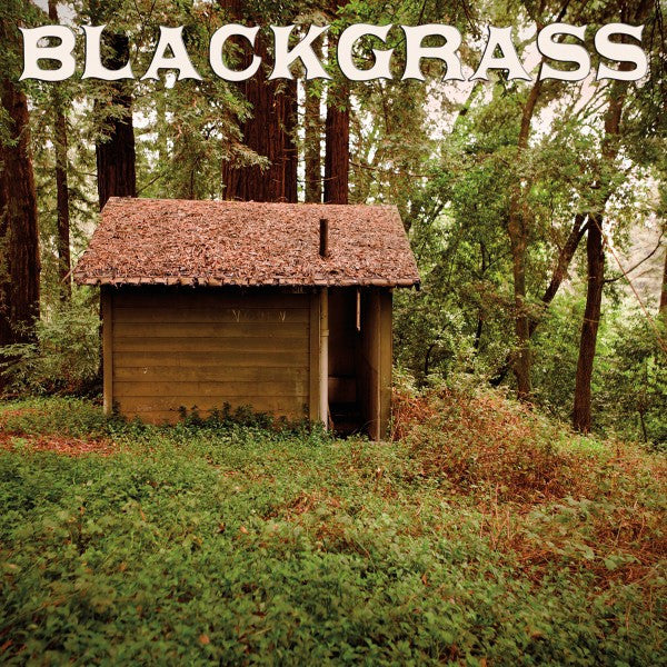 Earl Lee Grace - Blackgrass LP