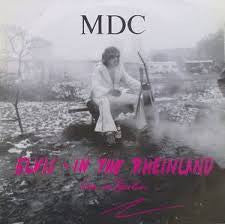 MDC - Elvis - in the Rheinland Live in Berlin LP