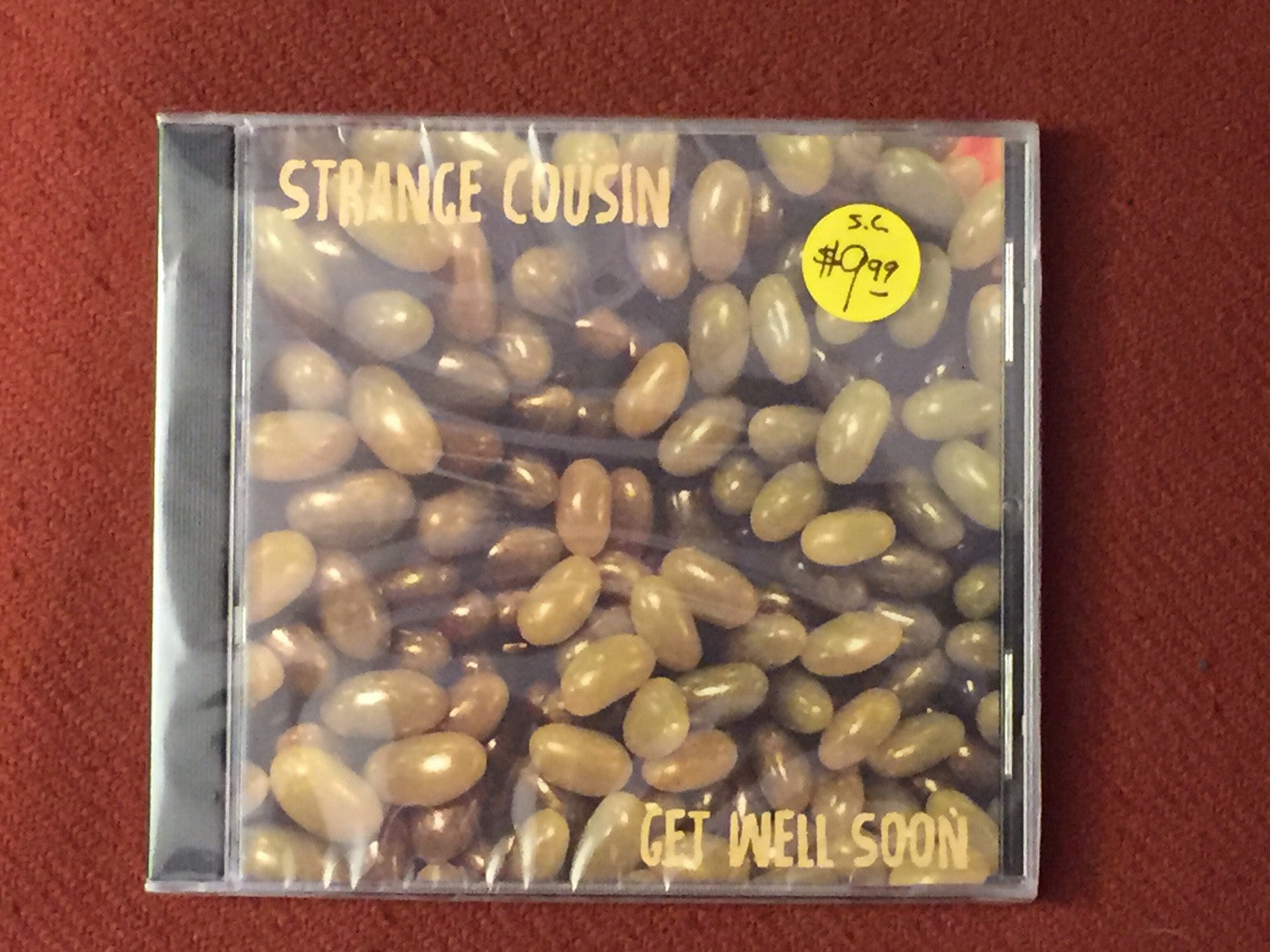 Strange Cousin - Get Well Soon