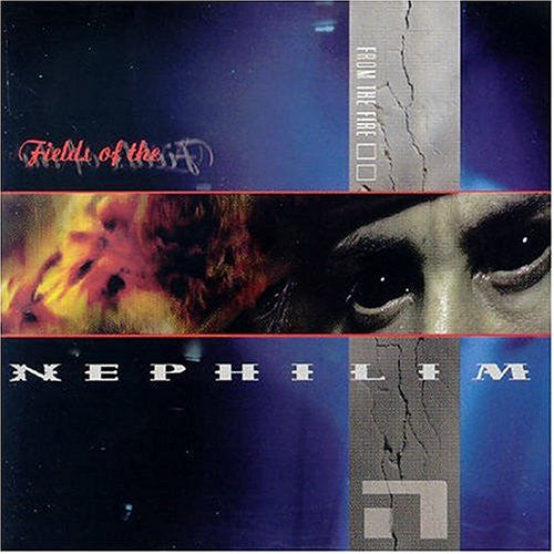 Fields Of The Nephilim - From The Fire 10""
