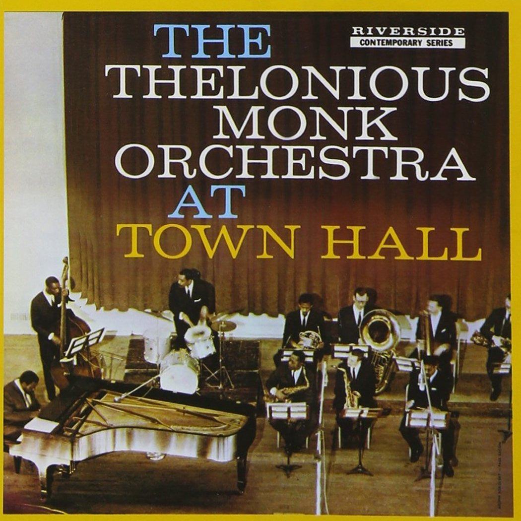 Thelonious Monk Orchestra - At Town Hall LP