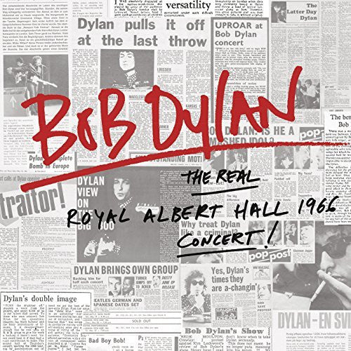 Bob Dylan - The Real Royal Albert Hall 1966 Concert 2xLP RSD BF 2016