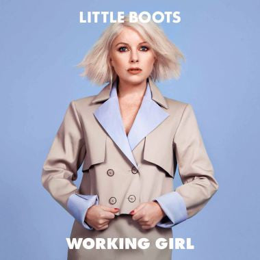 Little Boots - Working Girl LP
