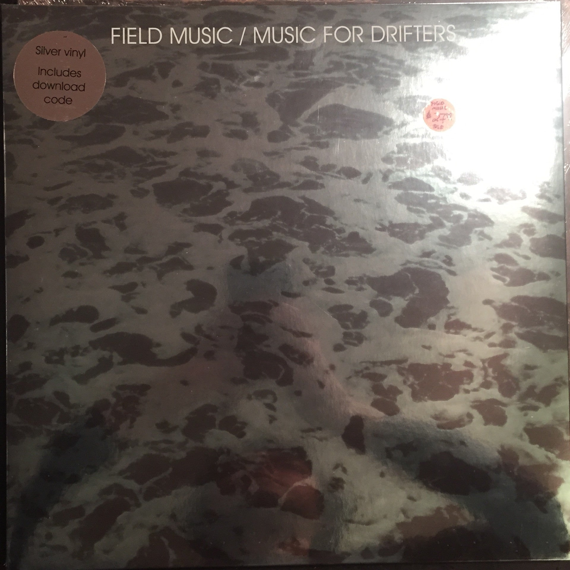 Field Music - Music For Drifters LP (Silver Vinyl) - RSD 2015