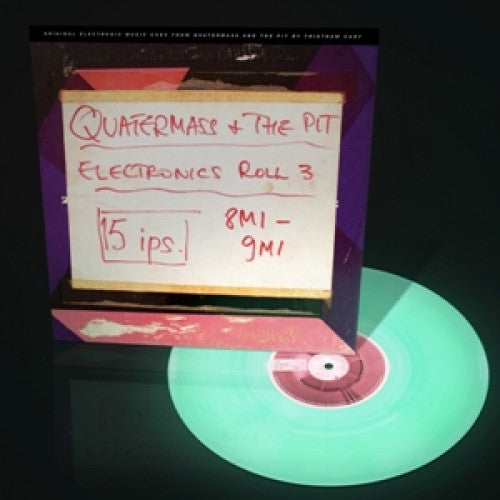 "Tristram Cary - Quatermass and the Pit 1967 Electronic Cues 10"" (RSD 2017)"