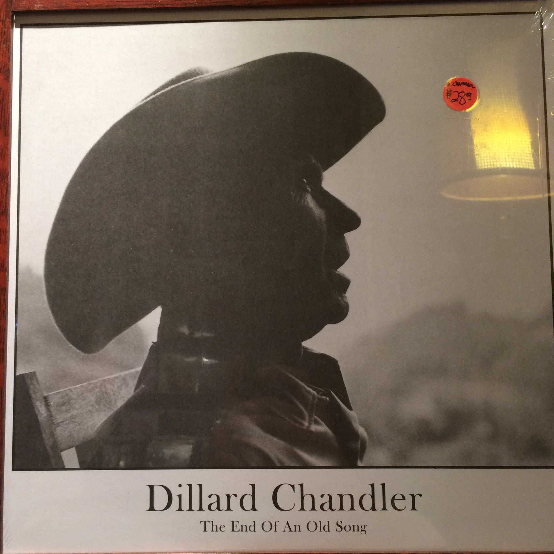 Dillard Chandler - The End Of An Old Song - RSD 2014