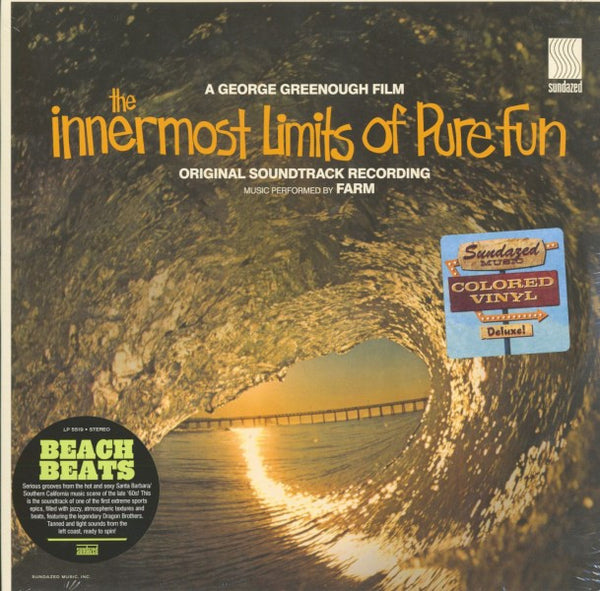 Farm - he Innermost Limits Of Pure Fun OST LP