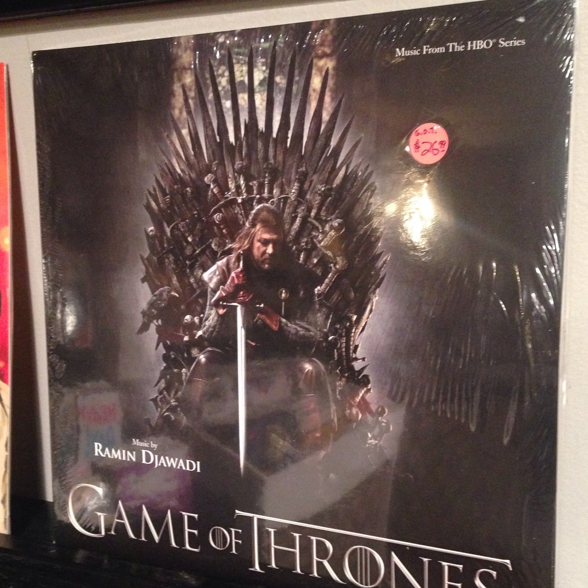Game Of Thrones OST LP