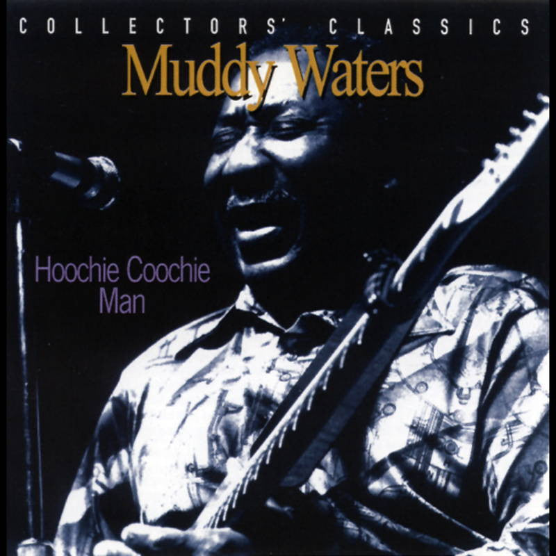 Muddy Waters - Hoochie Coochie Man-- Live at the Rising Sun Celebrity Jazz Club 2xLP