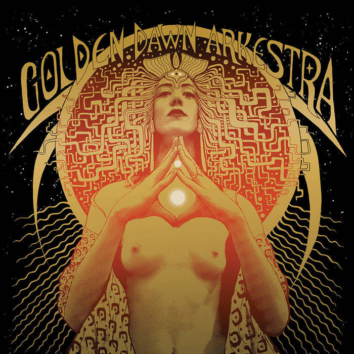 Golden Dawn Arkestra - S/T LP