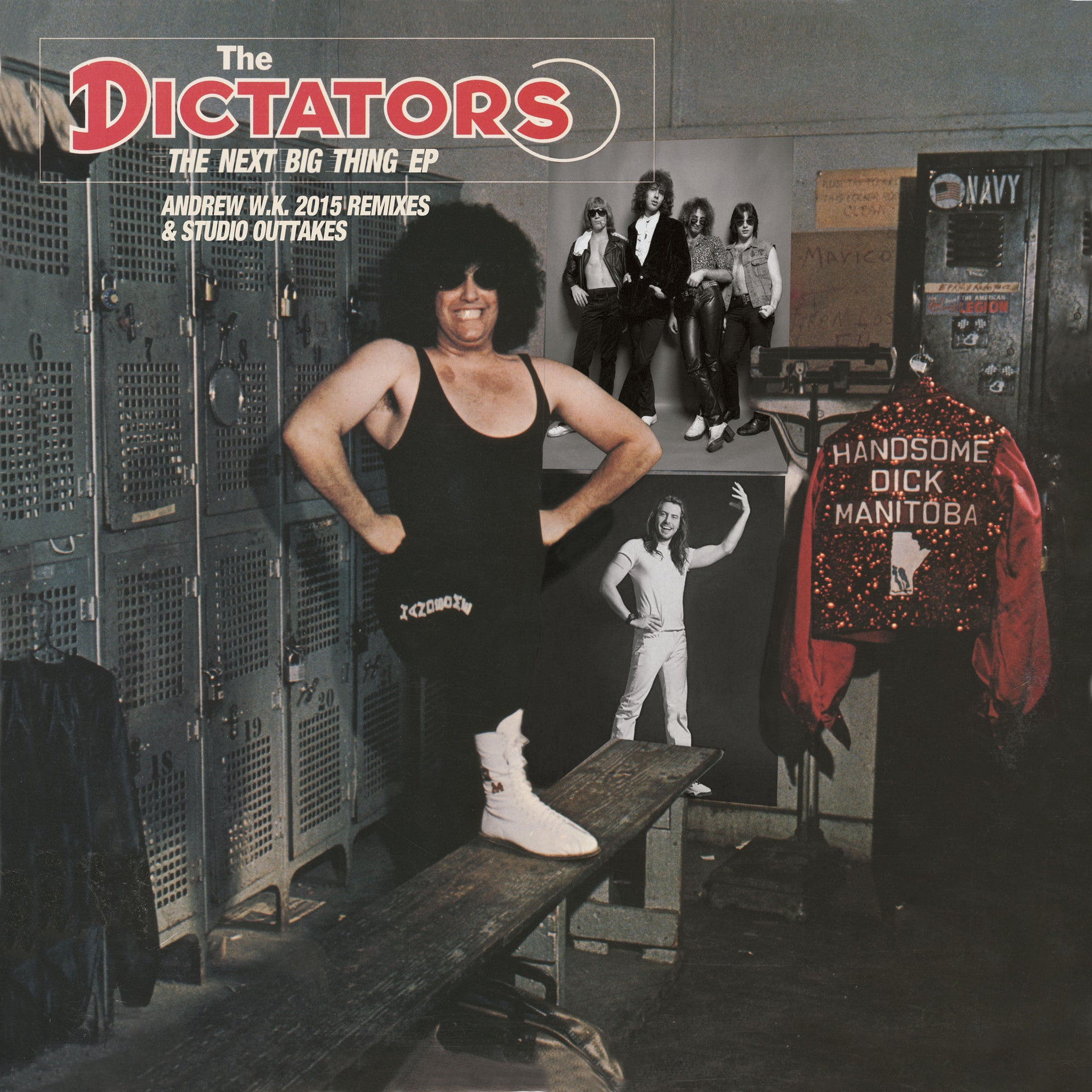 Dictators - The Next Big Thing EP (Black Friday RSD 2105)