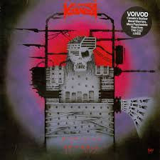 Voivod - Dimension Hatröss LP