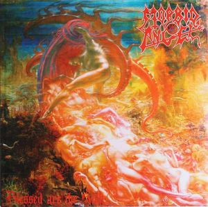 Morbid Angel - Blessed are the Sick LP (Reissue)
