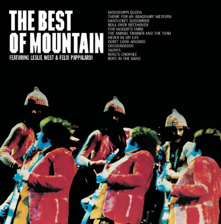 Mountain - Best Of LP
