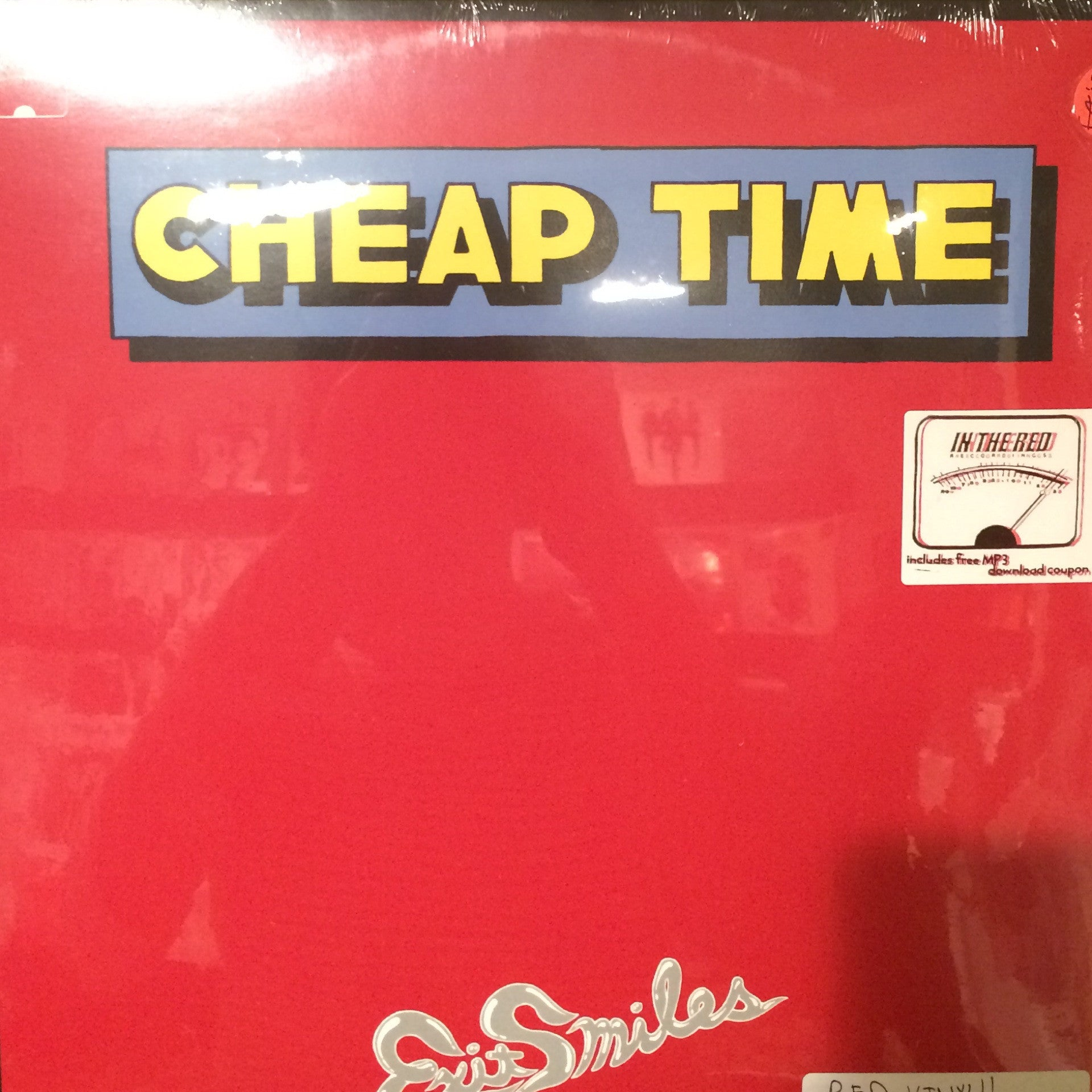 "Cheap Time - ""Exit Smiles"" LP"