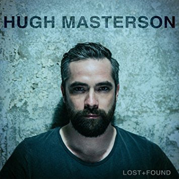 Hugh Masterson - Lost + Found CD