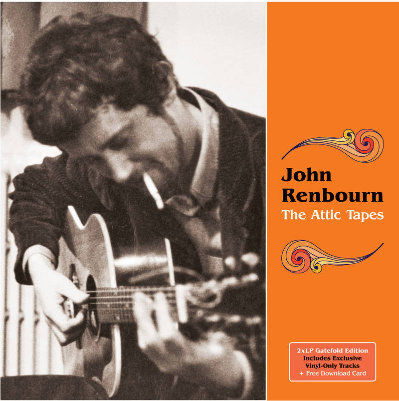John Renbourn - The Attic Tapes LP