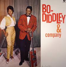 Bo Diddley - Bo Diddley & Co. LP