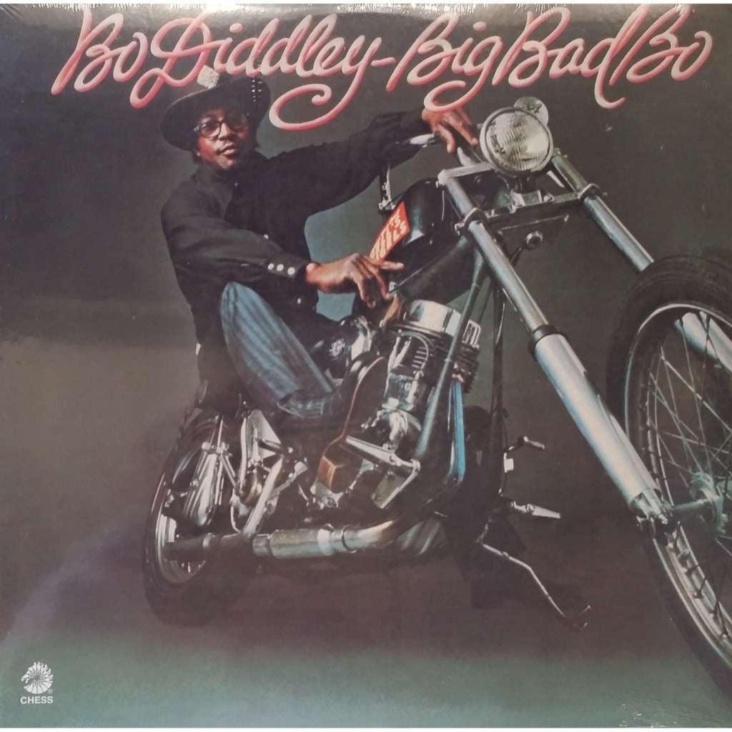 Bo Diddley - Big Bad Bo LP