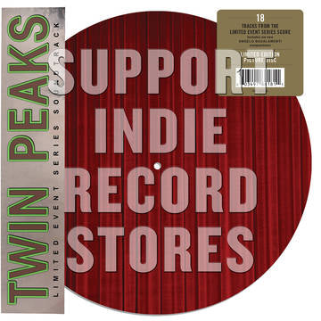 Twin Peaks (Limited Event Series Soundtrack) (Score)